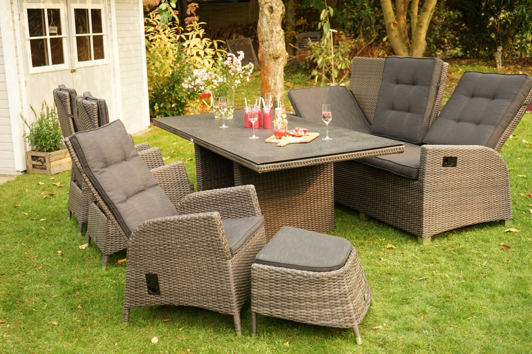 polyrattan sessel online kaufen outdoor living. Black Bedroom Furniture Sets. Home Design Ideas