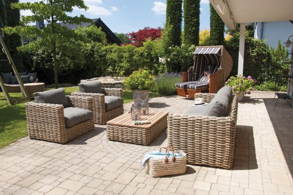 SonnenPartner »Sands« Lounge Garnitur Set