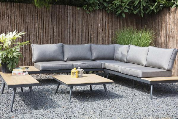 Lesli Living Lounge Eckset »Arezzo«
