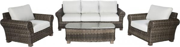Lesli Living Loungeset »Excellent Dusk«