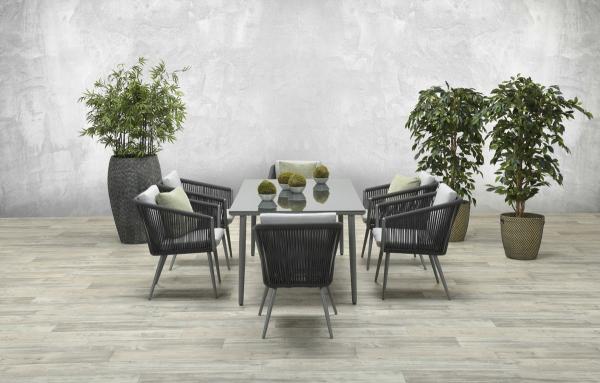 Garden Impressions Stuhl »Darwin« mit Tisch »Perth«