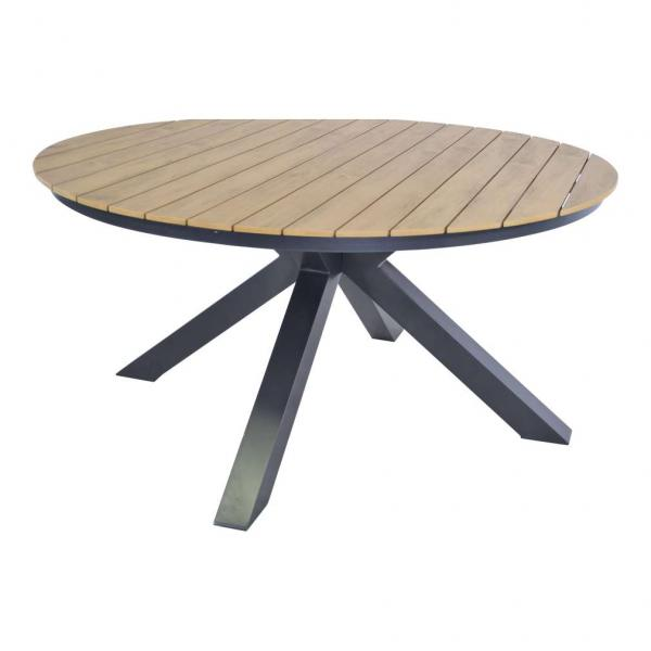 Lesli Living Dining-Tisch Arezzo ø150cm