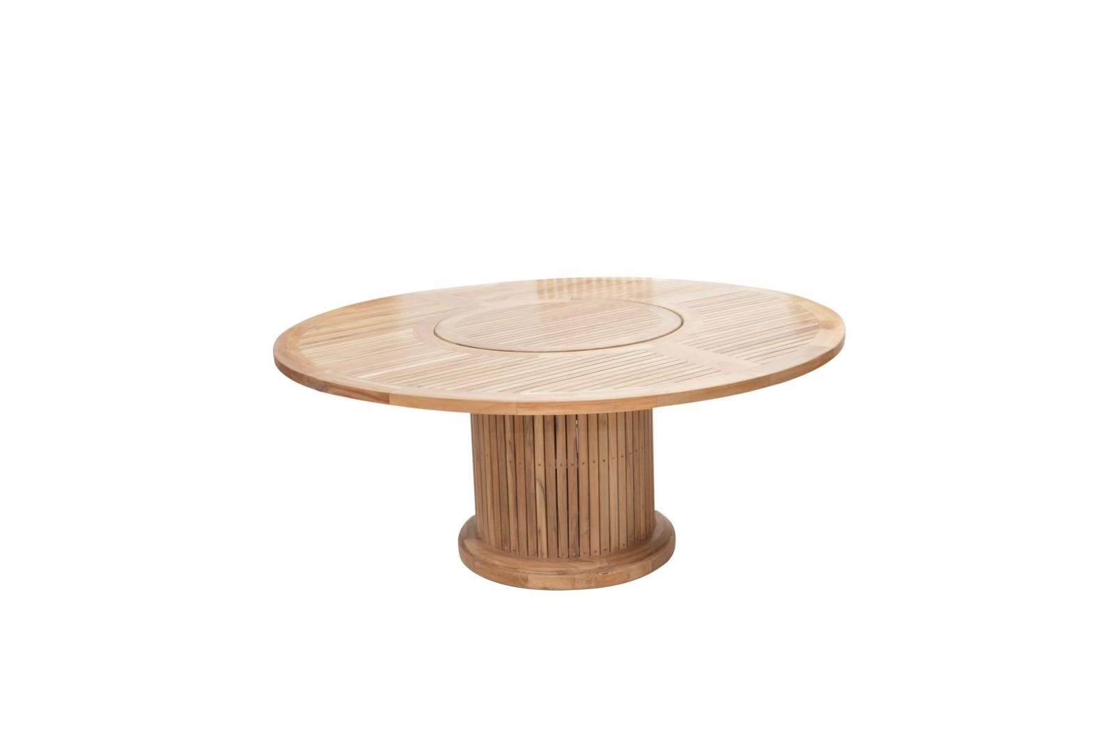 Ploß Teak Tisch PHOENIX rund Ø 160 cm