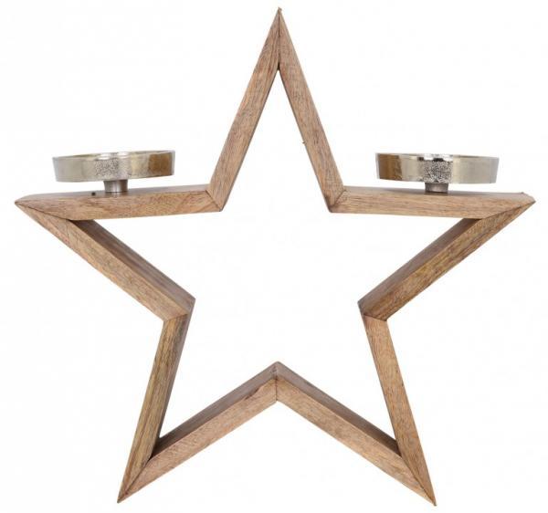 Exner »Stern Puri« Holz Aluminium