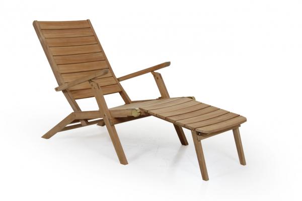 Brafab »Chios« Garten Deckchair