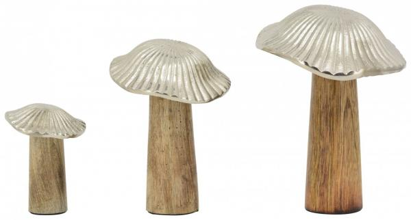Exner »Pilz Puri« Holz Aluminium