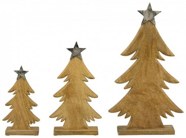 Exner »Baum Puri« Holz Metall