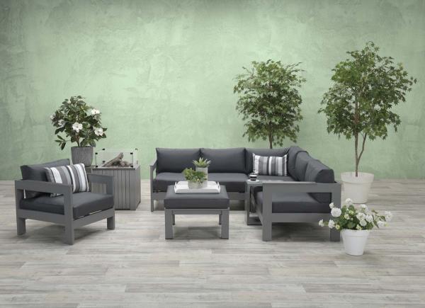 Garden Impressions »Romero« Lounge Eckgruppe