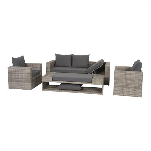 Lesli Living Loungeset »Roma Cloud«