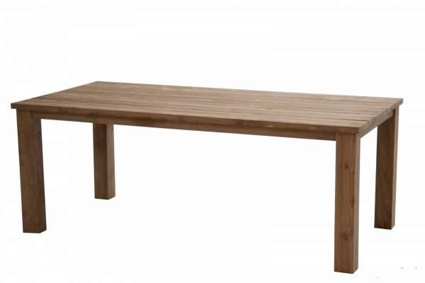 Ploß Rustikal Dining-Tisch LAREDO (200x100x75cm)