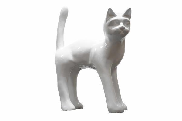 Tierskulptur Katze »Molly«