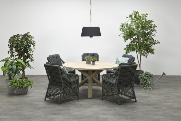 Garden Impressions Stuhl »Alexandria« mit Tisch »Venezuela«