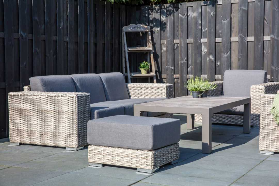 Lounge Set London Gartenmöbelset