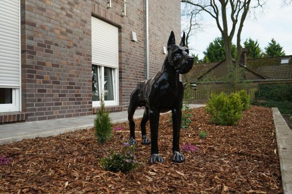 Escultura animal Gran danés »Torsten«
