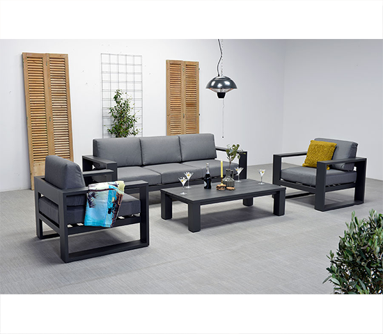 Garden Impressions »Cube« Lounge Gruppe 2 Farben