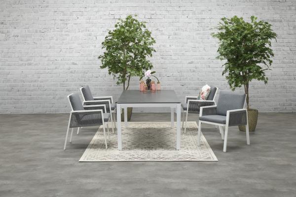 Garden Impressions Stuhl »Andrea« mit Tisch »Salsa«