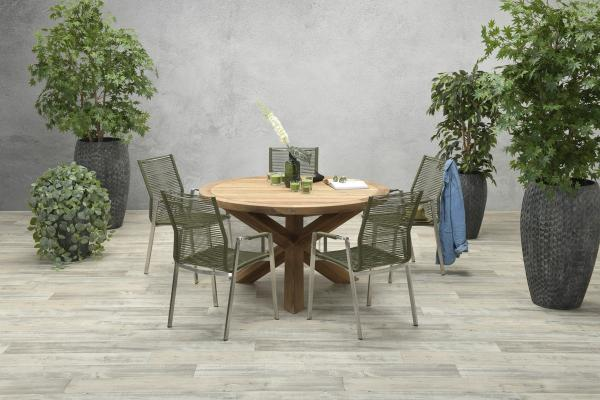 Garden Impressions Stuhl »Geneve« mit Tisch »Venezuela«