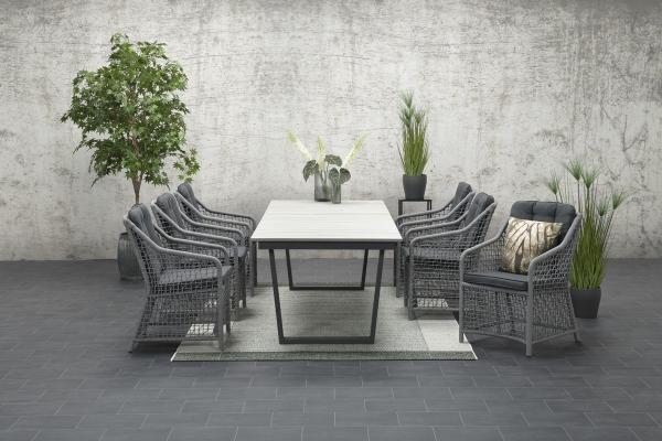 Garden Impressions Stuhl »Alexandria« mit Tisch »Highland«