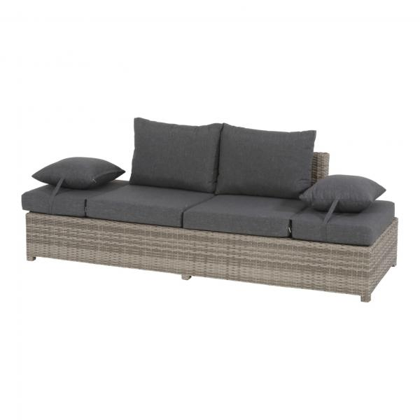 Lesli Living Loungebank »Roma Cloud«