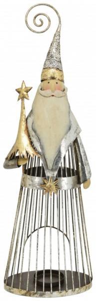 Exner »Santa ArtFerro« silber Metall