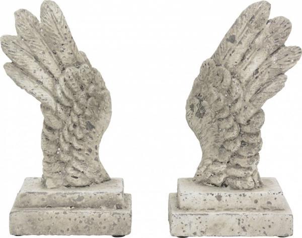 Exner »Flügel Valo« grau Zement