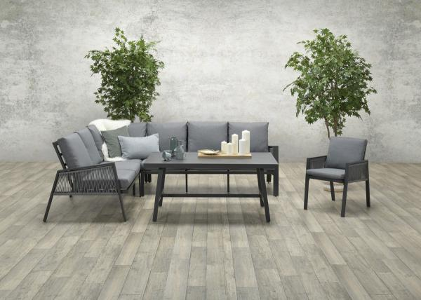 Garden Impressions »Andrea« Lounge-Dining Gruppe 2 Farben
