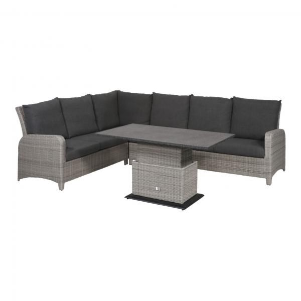 Lesli Living Lounge Eckset »Soho Brick«
