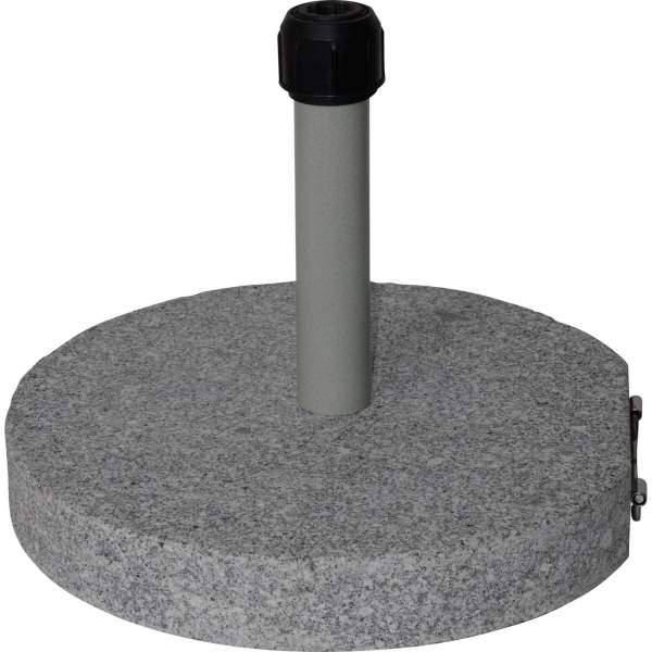 Lesli Living Granitfuß grau (40kg)