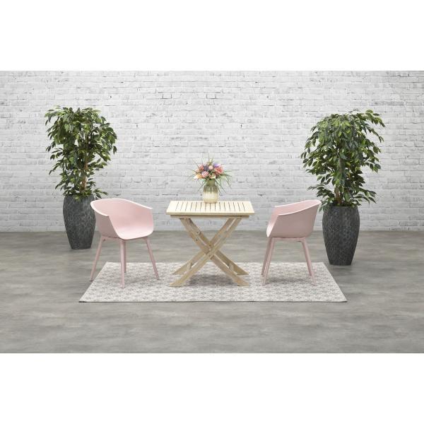 Garden Impressions Stuhl »Romano« mit Tisch »Kent«